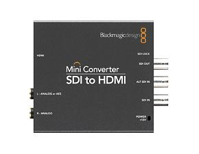 Set 2x Mini Converter (1x HDMI to SDI, 1x SDI to HDMI)